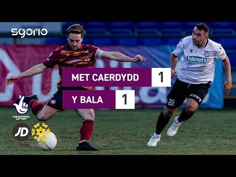 Cardiff Metropolitan Bala Town Goals And Highlights