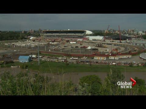 Calgary economy stalled
