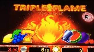 Lets Play 208 Triple Flame Jackpots Angel