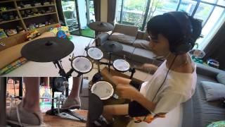 เจ็บที่ต้องรู้ - The Mousses (Electric Drum Cover by Earth)