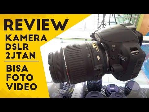 Review Hasil Kamera DSLR Cuma 2jtan - Nikon D3100