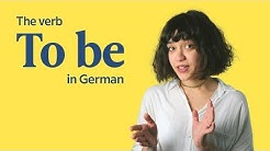 The Verb Sein (To Be) In German | German In 60 Seconds