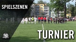FSV Frankfurt - SV Waldhof Mannheim (U13 D-Junioren, Spiel um Platz 5, Fraport-Cup 2016)