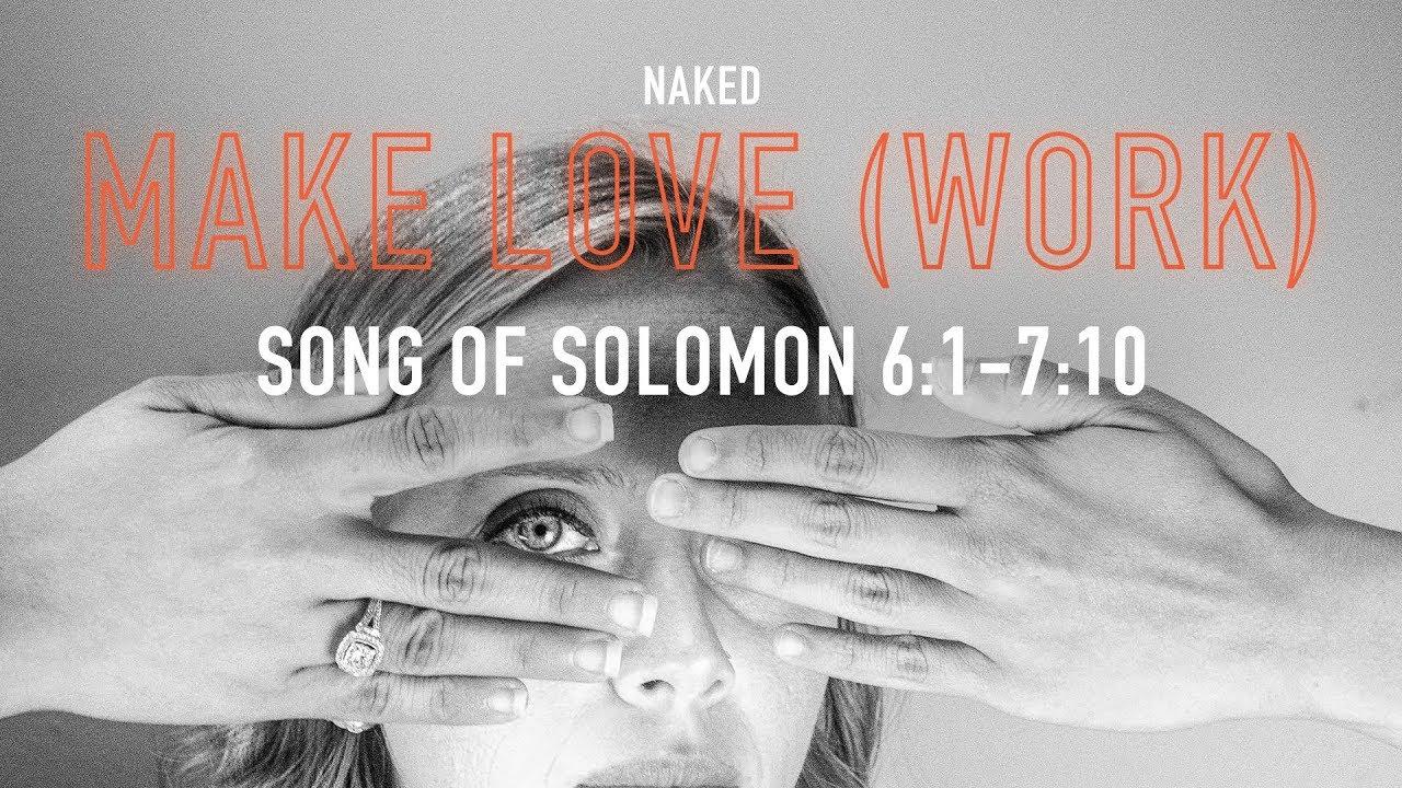 Naked // Week 8