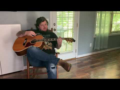 "Travis Tritt ""Help Me Hold On"" cover by Trevor Hewitt"