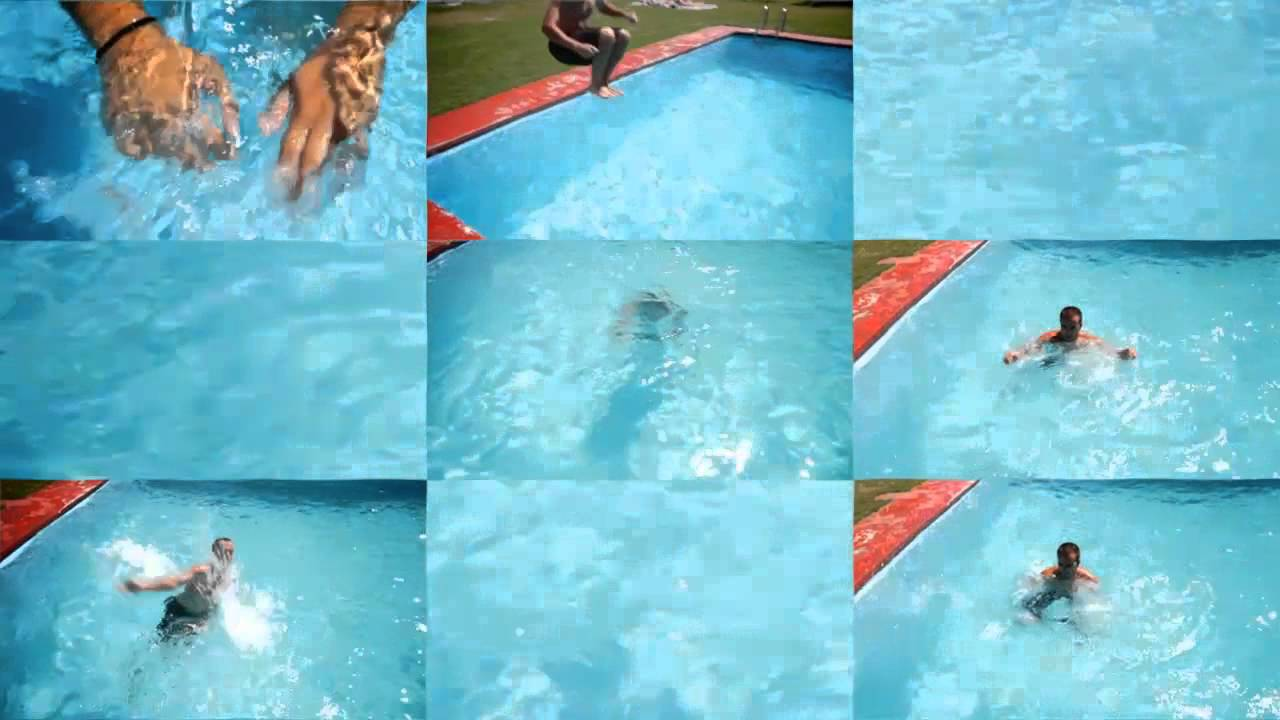 Swimming Pool Summer Sounds Music Composition Youtube