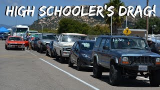 High School Drag Day!
