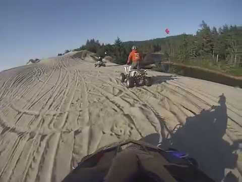 riley ranch to spinreel boys ride.raptor 700r,z 400,yfz 450r