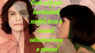 Gotye - Somebody That I Used To Know (feat. Kimbra) magyar fordítás (hungarian)