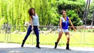 Di Genius - Bounce a Gyal / Bashy Gyalz Choreo