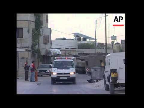 Israelis raid Nablus, five killed including 2 US citizens; + hospital