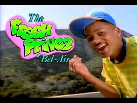The Fresh Prince of Bel-Air Theme - YouTube