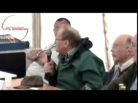 """""""Правозащитник"""" Сергей Адамович Ковалёв даёт определение демократии."""