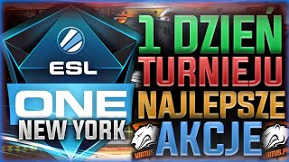 ESL NEW YORK 2017 THE BEST CLUTCHES  MOMENTS, ROUNDS #Day1
