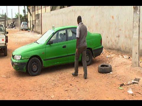 Transport: L'unique taxi communal climatisé du district d'Abidjan