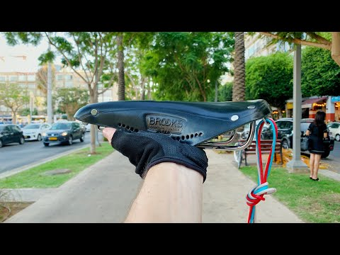 New Saddle/Brooks B17 Imperial | Unboxing