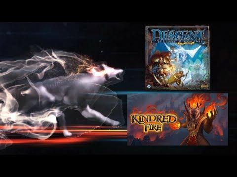 Настольная игра Descent: Странствия во Тьме (Journeys In The Dark). Живой огонь 2