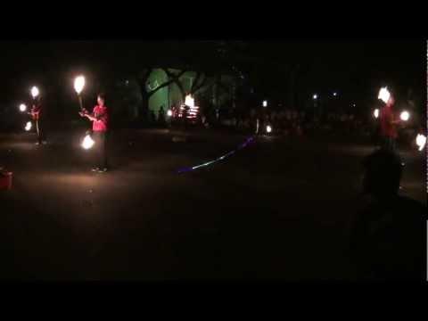 2012 聯會 和平廣場火棍