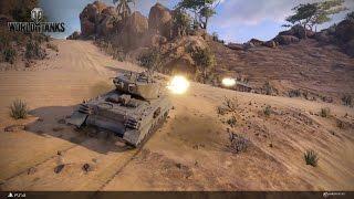 worlf of tanks PS4 (матершина)