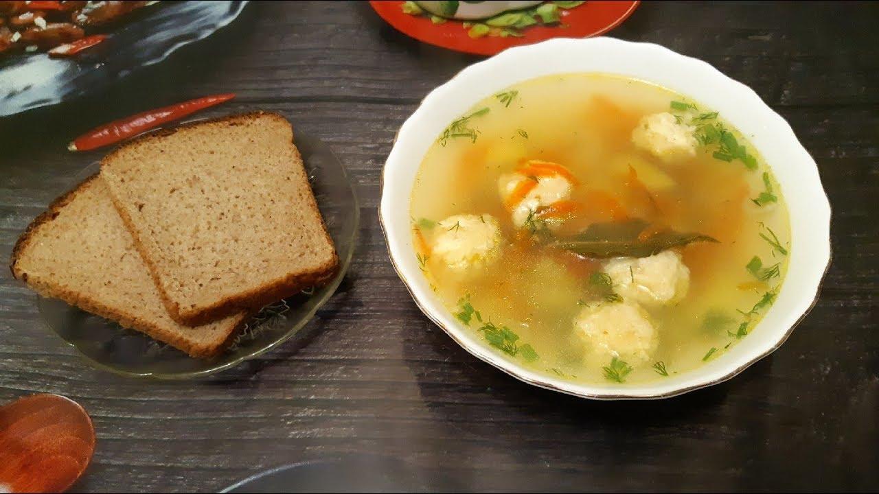 Обалденный суп с сырными шариками который сведет тебя с ума!!!