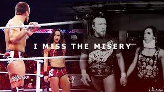 aj & daniel | i miss the misery