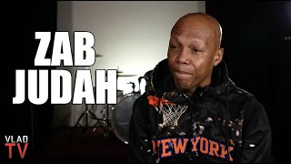 Zab Judah on Getting Hit with Low Blows in Miguel Cotto & Amir Khan Fights (Part 11)