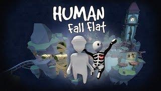 Стрим Human Fall Flat стрим хьюман фол флэт Урррааа смешные игры🌟