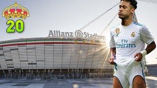 VOLTEI | OITAVAS DA CHAMPIONS X JUVENTUS | Modo Carreira #20 - Real Madrid (FIFA 18)