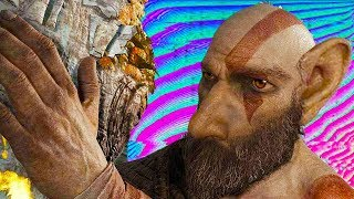 God Of War: DUMB Yet Hilarious Glitches