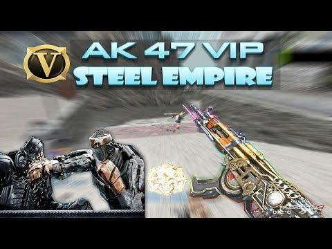 ► Bình Luận CFQQ - AK 47 VIP STEEL EMPRIME - Hàng HOT đầu năm  ✔ Tú Lê