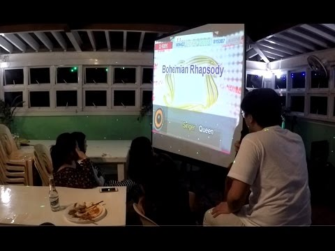 Best Bohemian Rhapsody Videoke Cover Ever!!! by Salazar Brothers