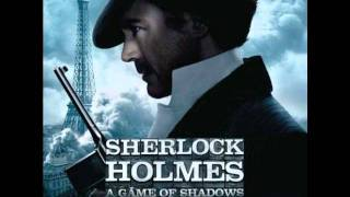 11 Two Mules for Sister Sara - The Movie Screen Orchestra - Sherlock Holmes A Game of Shadows Score