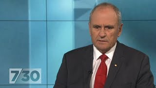 NAB \'a long way from doing the right thing\', says Ken Henry | 7.30