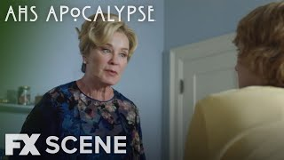 American Horror Story: Apocalypse   Season 8 Ep. 10: Ugly Habits Scene   FX