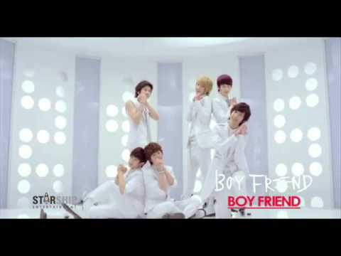 BOYFRIEND-Boyfriend + download link