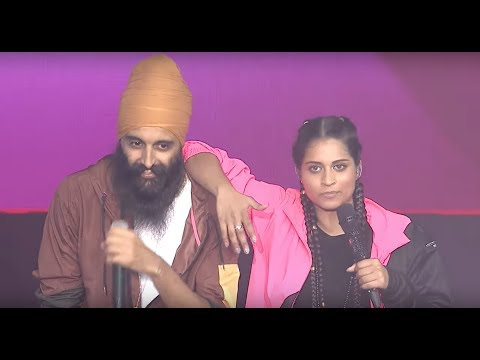 Lilly Singh aka IISuperwomanII feat. Humble the Poet @ YouTube FanFest Philippines 2017