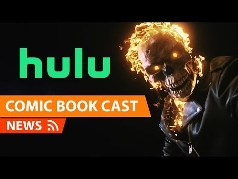 Dana & Jay in the Morning - Marvel and Hulu Announce New Ghost Rider Series