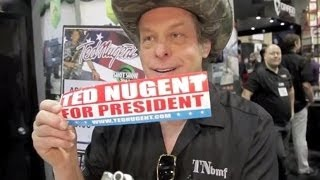 Ted Nugent Calls Obama