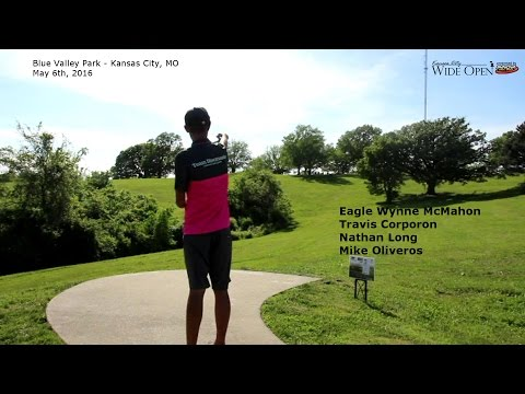 2016 KC Wide Open - Round 1 - McMahon, Corporon, Long, Olive