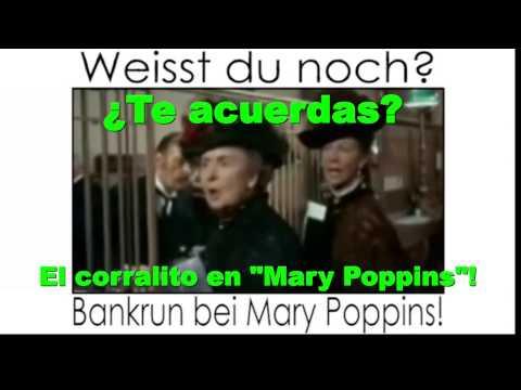 Mary Poppins estaría a favor del Dinero Soberano :)