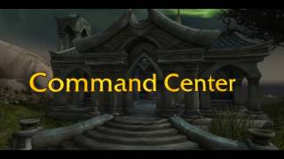 WoW: Legion 7.2 - Warlock 7.2 part 18 opening Command Center - 1080p 60fps - no commentary