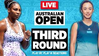 🔴 WILLIAMS vs WANG | Australian Open 2020 | LIVE Tennis Stream Play-by-Play