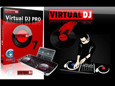 Download virtual dj 7. 4 pro full version inc. Crack for free.