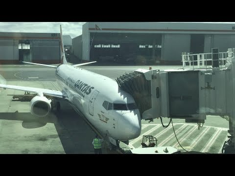 TRIP REPORT- Qantas B737-800 - Brisbane to Sydney- ECONOMY