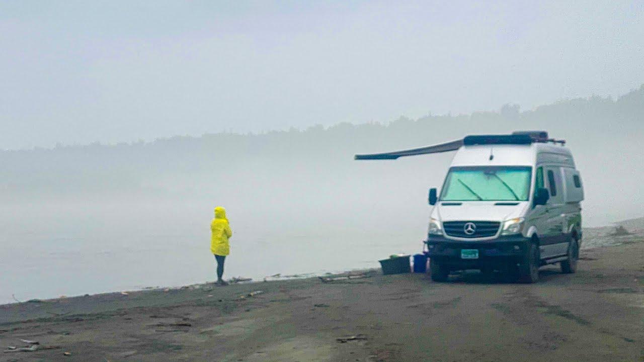 Life In A Fog | Van Life Alaska