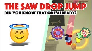 King of Thieves - Base 79 The Drop Saw Jump