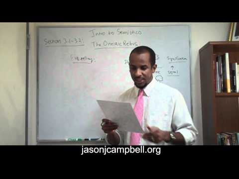 46. Section 3.1-3.2:  Semiotics, Semiology, Sign and Saussure Lecture