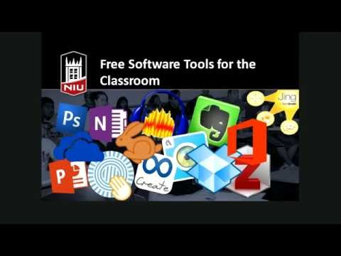 Free Software Tools for the Classroom
