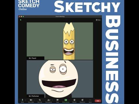 WR66 Sketch Show: Sketchy Business Night 2