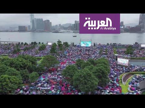 تويتر وفيسبوك تتهمان الصين باستخدامهما ضد متظاهري هونغ كونغ  - 21:53-2019 / 8 / 20